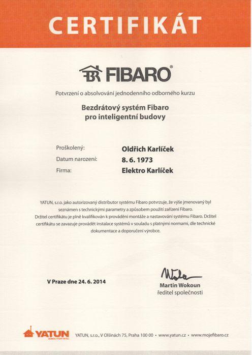 certifikát_fibaro