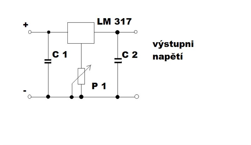 regulator napeti